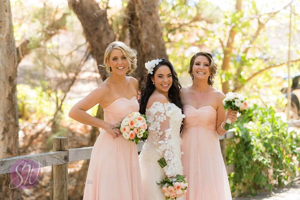 Soft and Pink by Total Brides hair & makeup