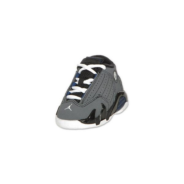 online store 7aabd 05537 Air Jordan Toddler Retro 14 ($50) found on Polyvore ...