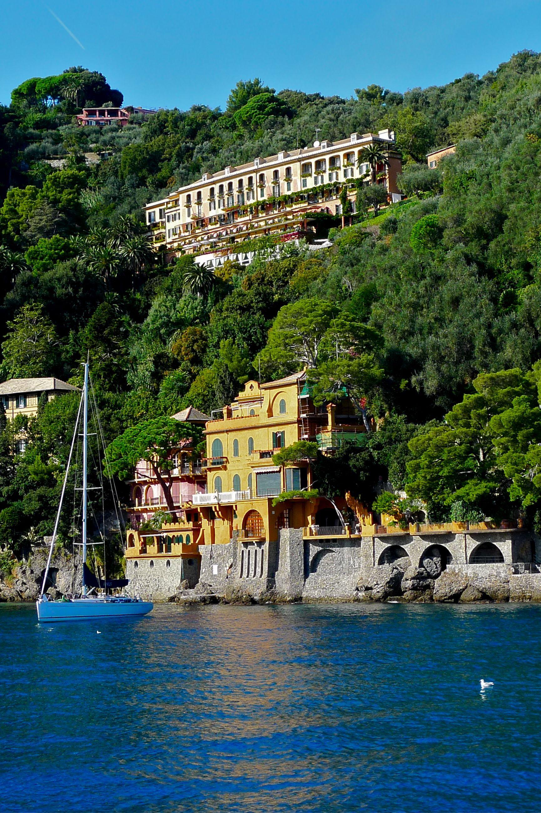 The fabulous Portofino.