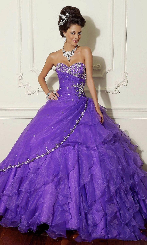 Imágenes de vestidos de 15 años ¡Bellos diseños con foto! | 101 ...