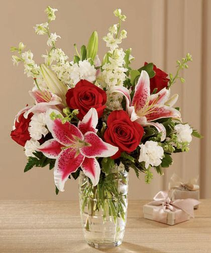 Anniversary Bouquet At Stadium Flowers For 82 98 Flores
