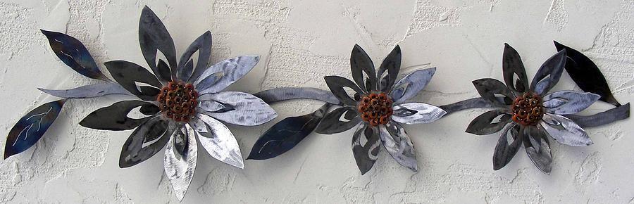 """Wall Flowers"" by Karman Rheault"