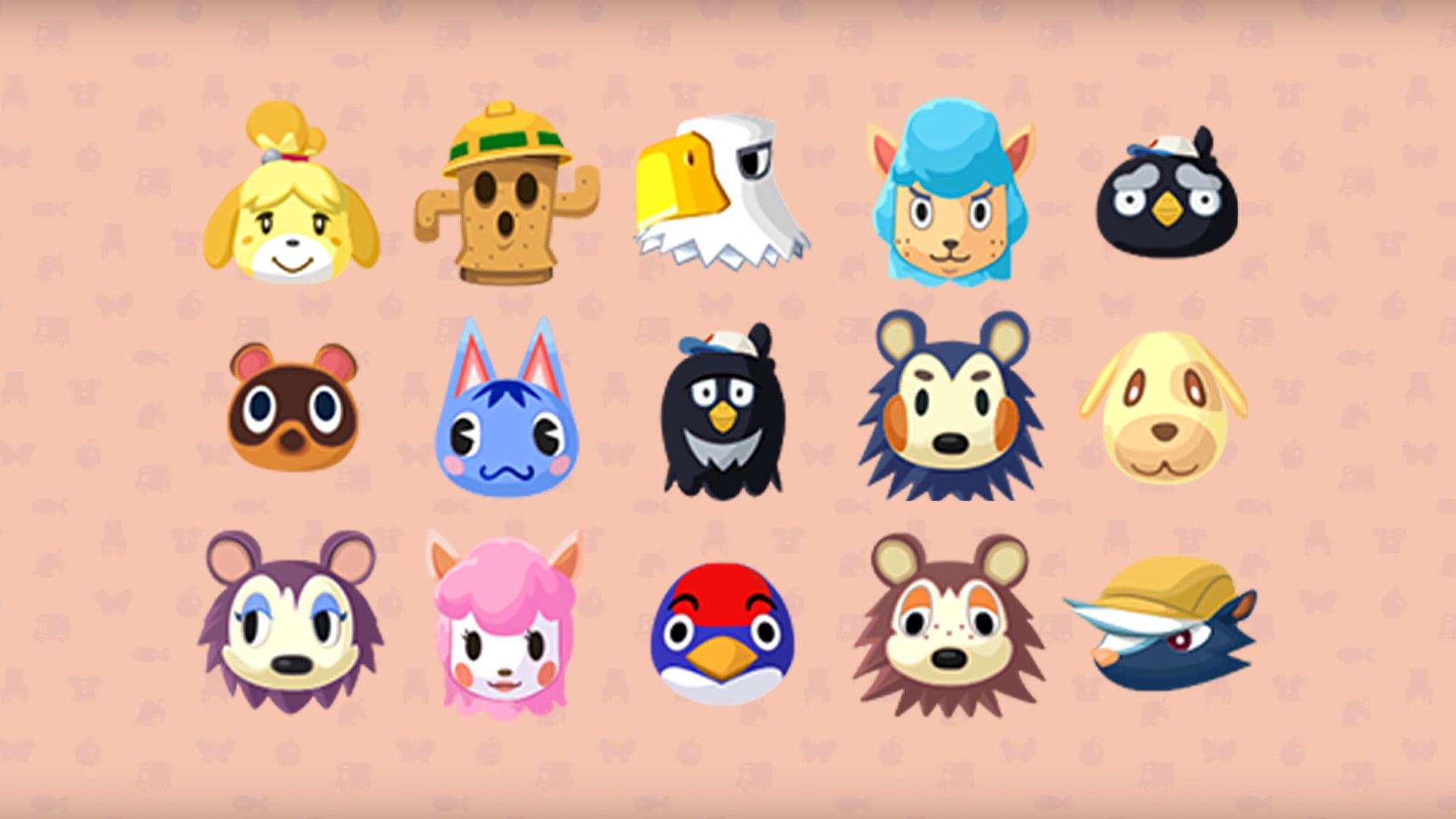 Animal Crossing Animal Crossing Pocket Camp 1080p Wallpaper Hdwallpaper Desktop Animal Crossing Pocket Camp Animal Crossing Bob Animal Crossing