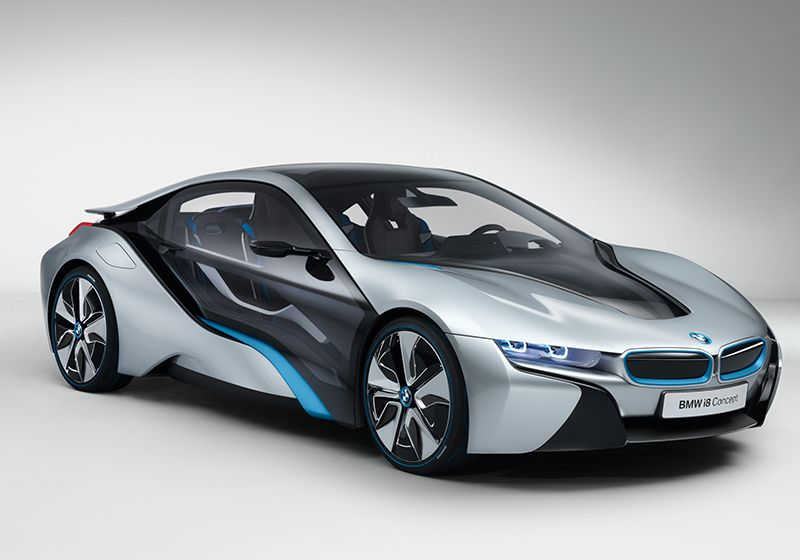 Bmw Electric Cars Reimagined As Lounge Furniture Bmw I8 Bmw And Cars