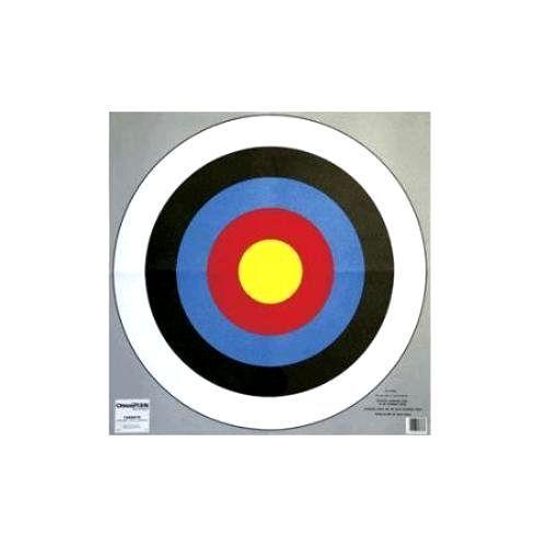 Archery Target Board Bullseye Archery Targets Paper 2 pack