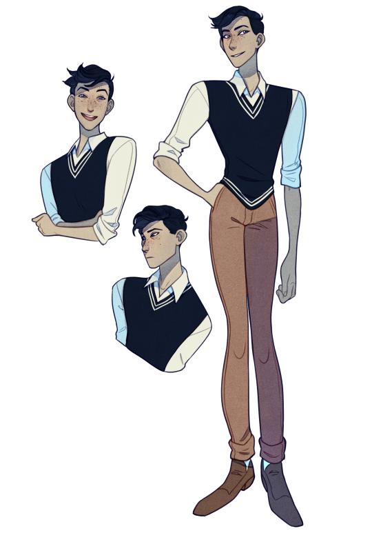 Character Design Inspiration Tumblr : Art by joey granger website http