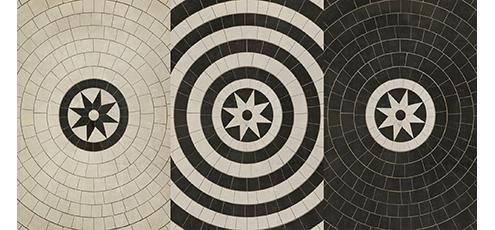 Spicher And Company Vintage Vinyl Floorcloths