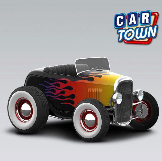 Regresa por tiempo limitado: el 1932 Ford Deuce Roadster! Haz esta delicia vintage hoy, es un deber para cualquier coleccionista.     01/01/2013
