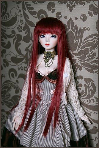 :: Crafty :: Doll :: Steampunk :: Keira <3   by ◊ Queen-of-Endrion ◊