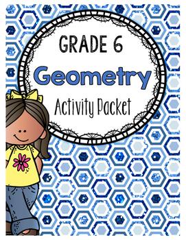 {Grade 6} Geometry Activity Packet Geometry activities