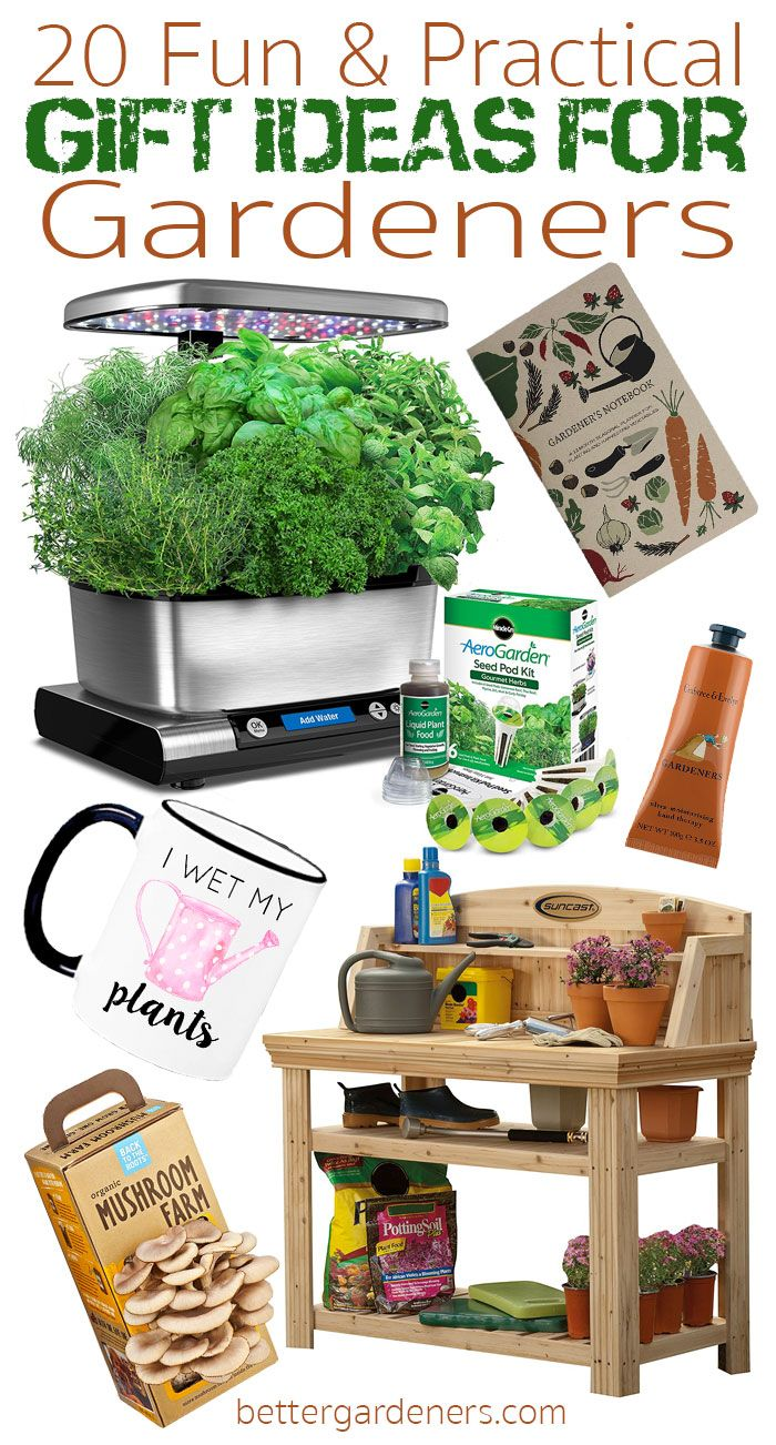 Fun And Practical Gifts For Gardeners. Great Gardening Gifts For Christmas,  Birthdays, Anniversaries