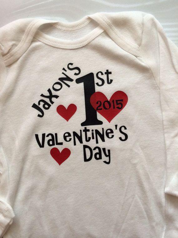 baby boy 1st valentines shirt boy valentines outfit my first toddler valentine