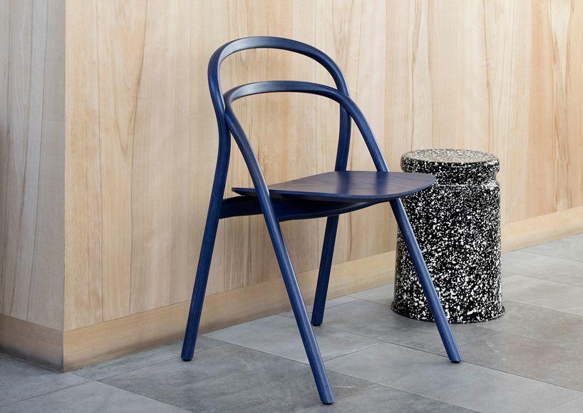 Source Designboom Com Chaise Bois Design Chaise Mobilier De Salon