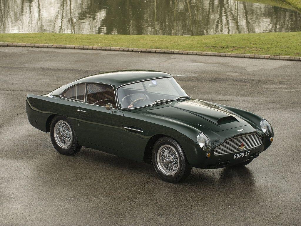 1960 Aston Martin DB4GT | Classic Driver Market