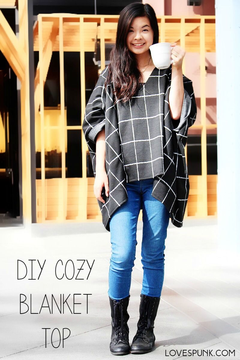 5 Comfy And Chic DIY Ponchos To Make 5 Comfy And Chic DIY Ponchos To Make new foto