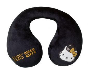 Die Hello Kitty Love Me Tender Nackenrolle ist ein beliebter Begleiter für Autofahrten und lässt Ihre kleinen Fahrgäste auf der Rückbank bequem sitzen.