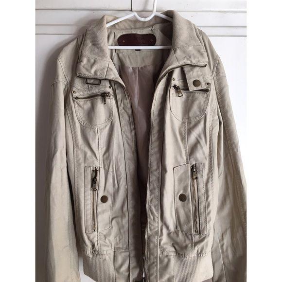 Ci Sono nude jacket Nude Jacket in good condition. Jackets & Coats