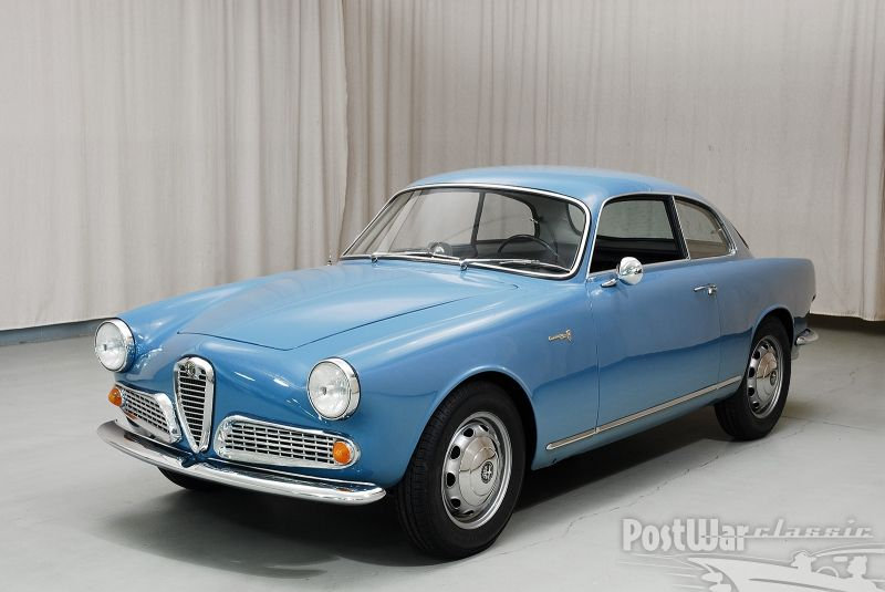 Alfa Romeo Giulietta Sprint Coupe For Sale CARS Pinterest - Alfa romeo giulietta 1960 for sale