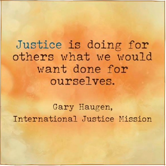 Quotes About Justice: Inspirational Quote About JUSTICE. Encourages Us To Keep