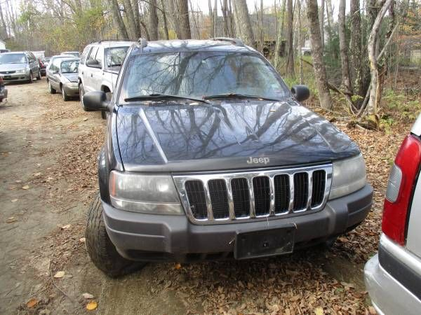 1996 2000 2002 Jeep Cherokee Grand Cherokee And Liberty Parts