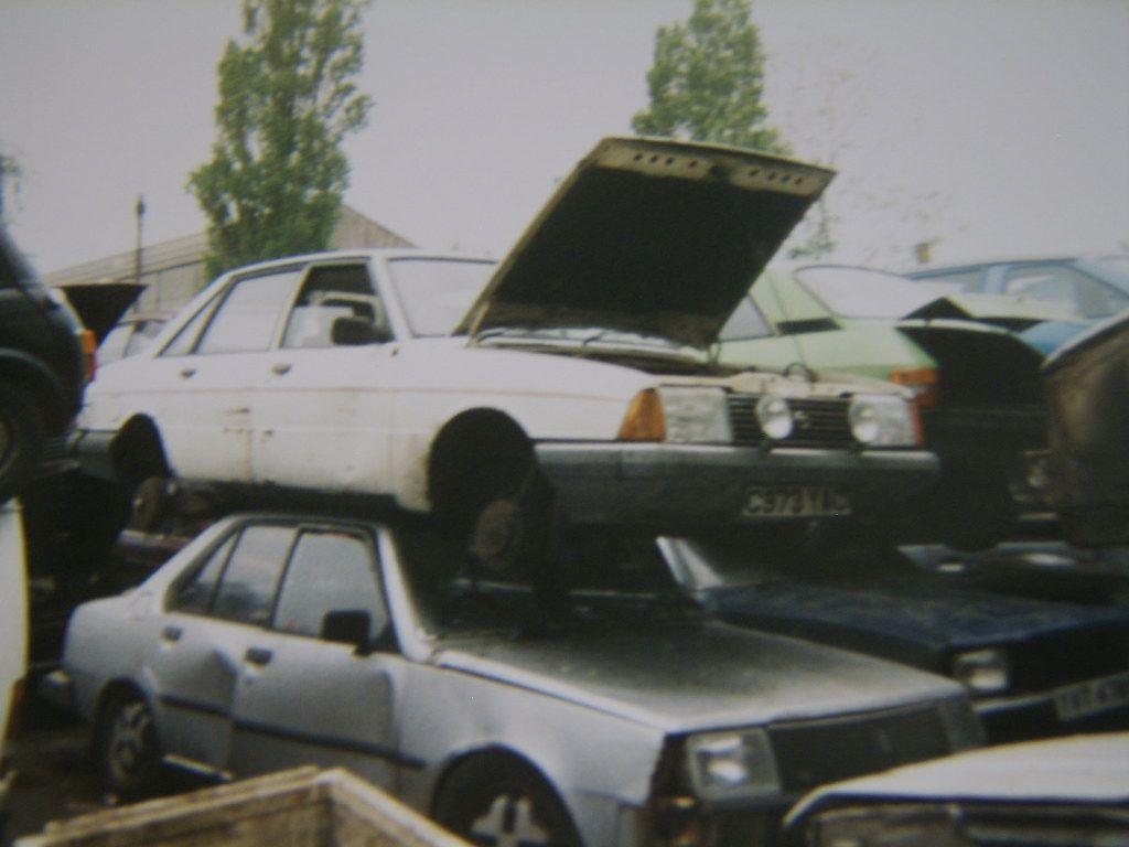 Scrapyard 96 Abandoned Cars Abandoned Junkyard