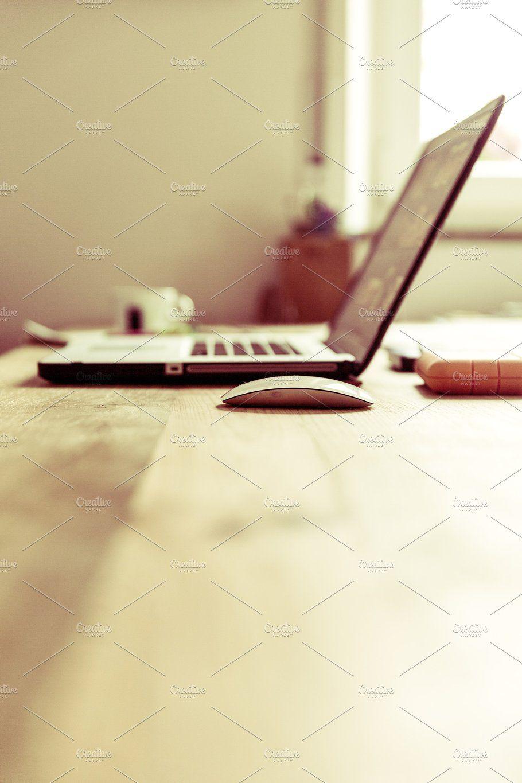 Neourban Hipster Office Desktop By Markus Spiske Images On Creativemarket