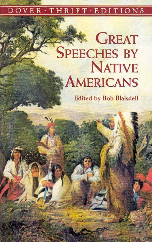 Great Speeches by Native Americans Native american
