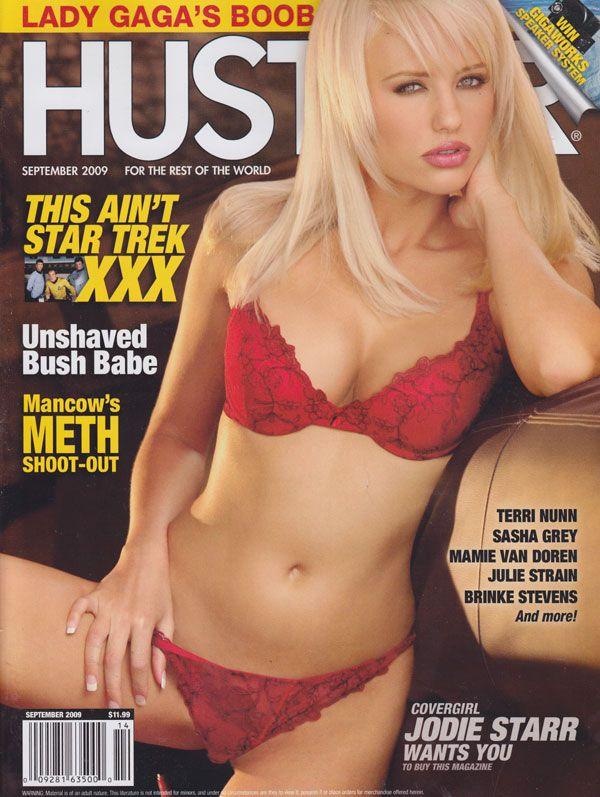 Hustler magazine women nude