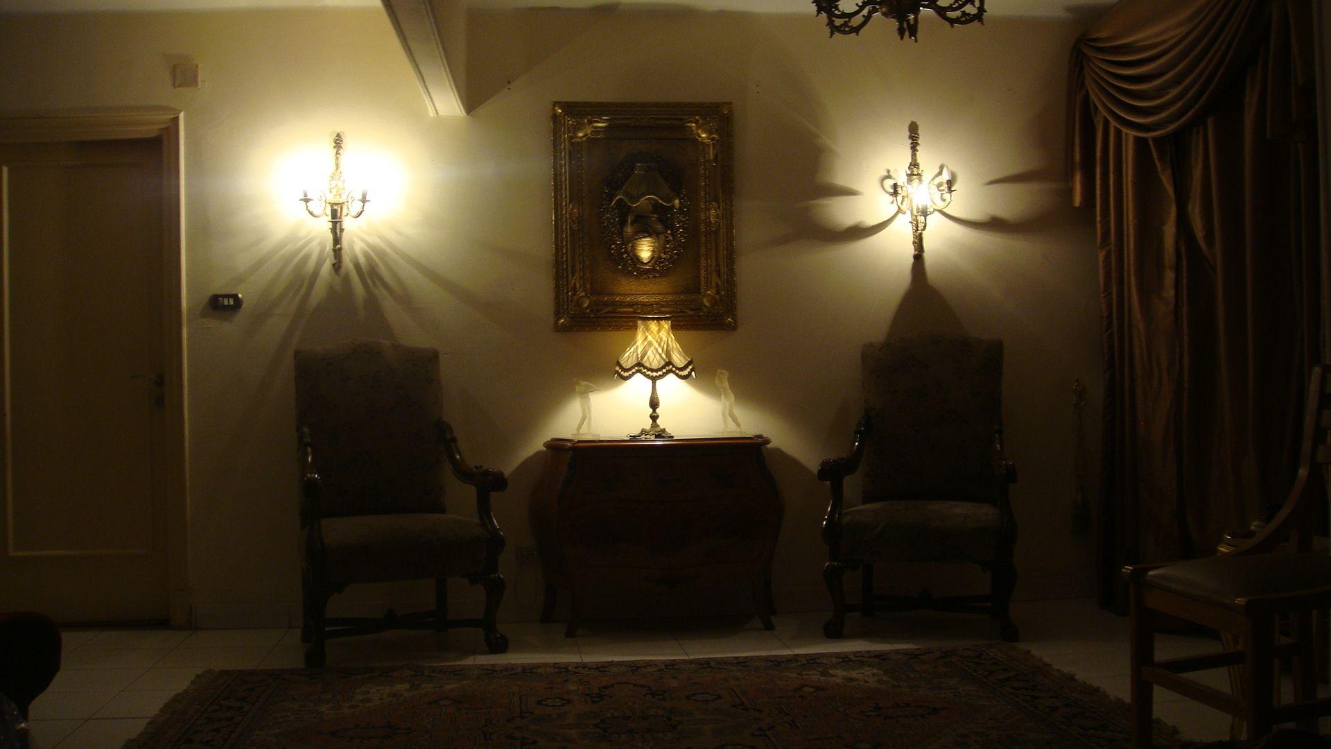 apartment for rent in zamalek. open kitchen one bathroom 2