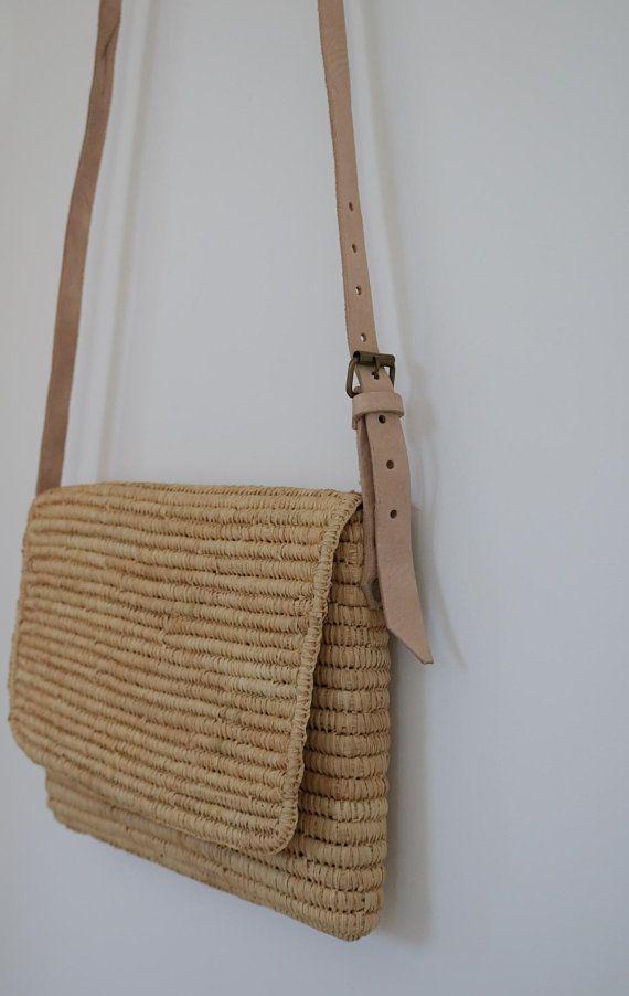 raffia bag crossbody bag raffia basket straw round bag panier rond cesta redonda