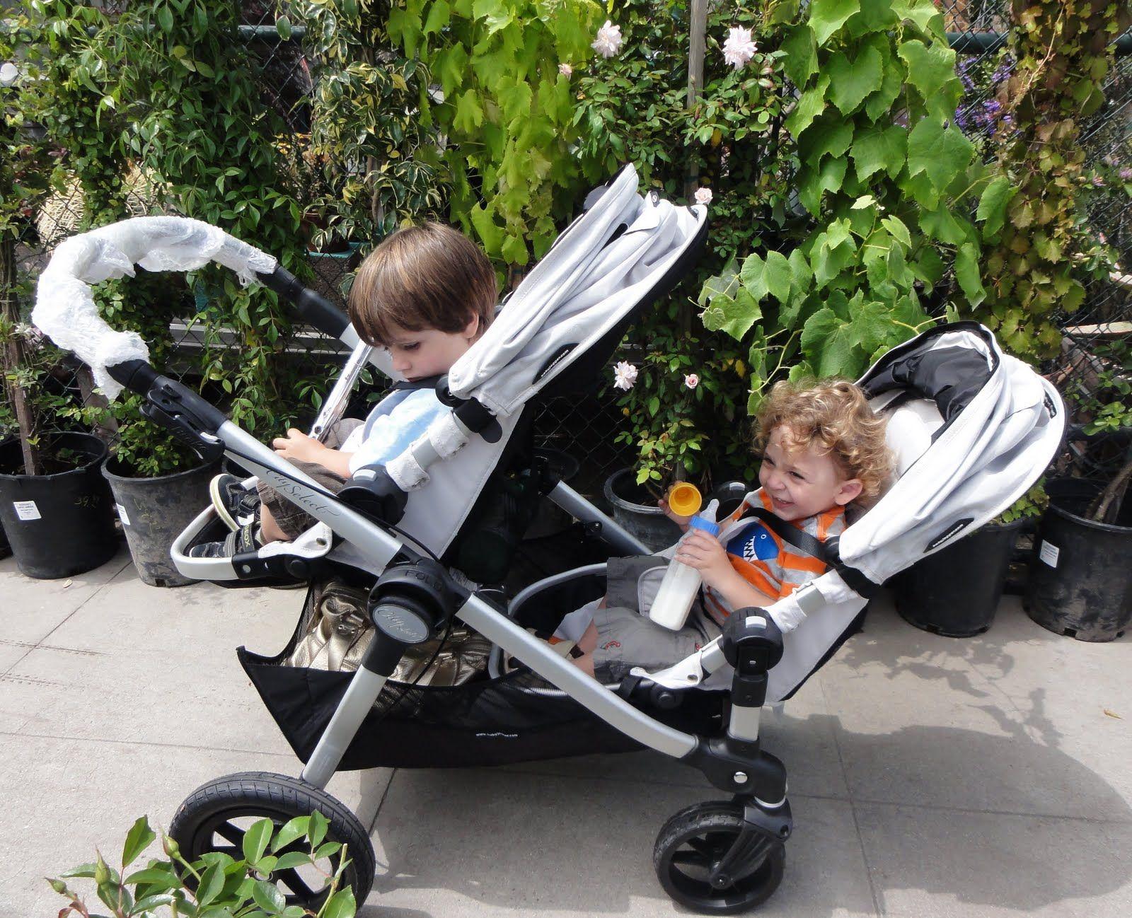 Baby Jogger City Select Stroller Review Kinderwagen Kinder Wagen Baby Jogger