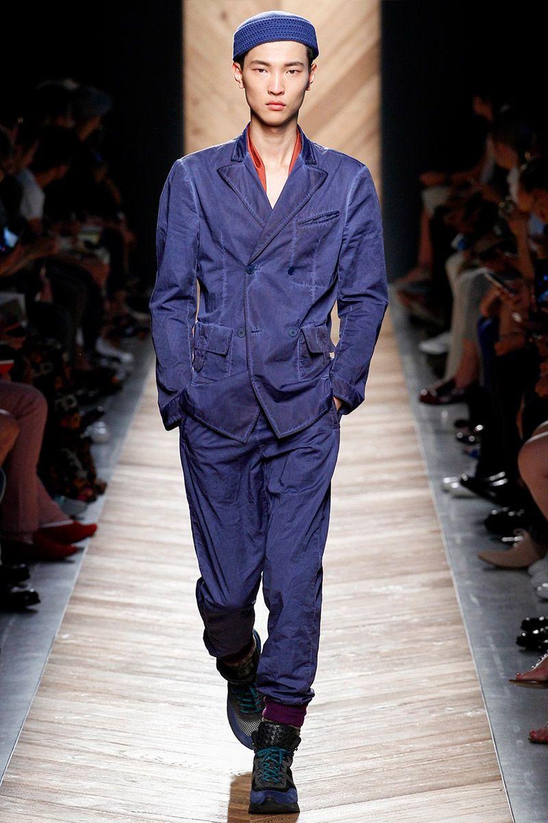 6f58a439a2d179 Bottega Veneta Spring Summer 2016 Men s  Fashion Collection includes   crochet hats