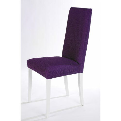 Tumbala Dining Chair Slipcover House Additions Colour Purple
