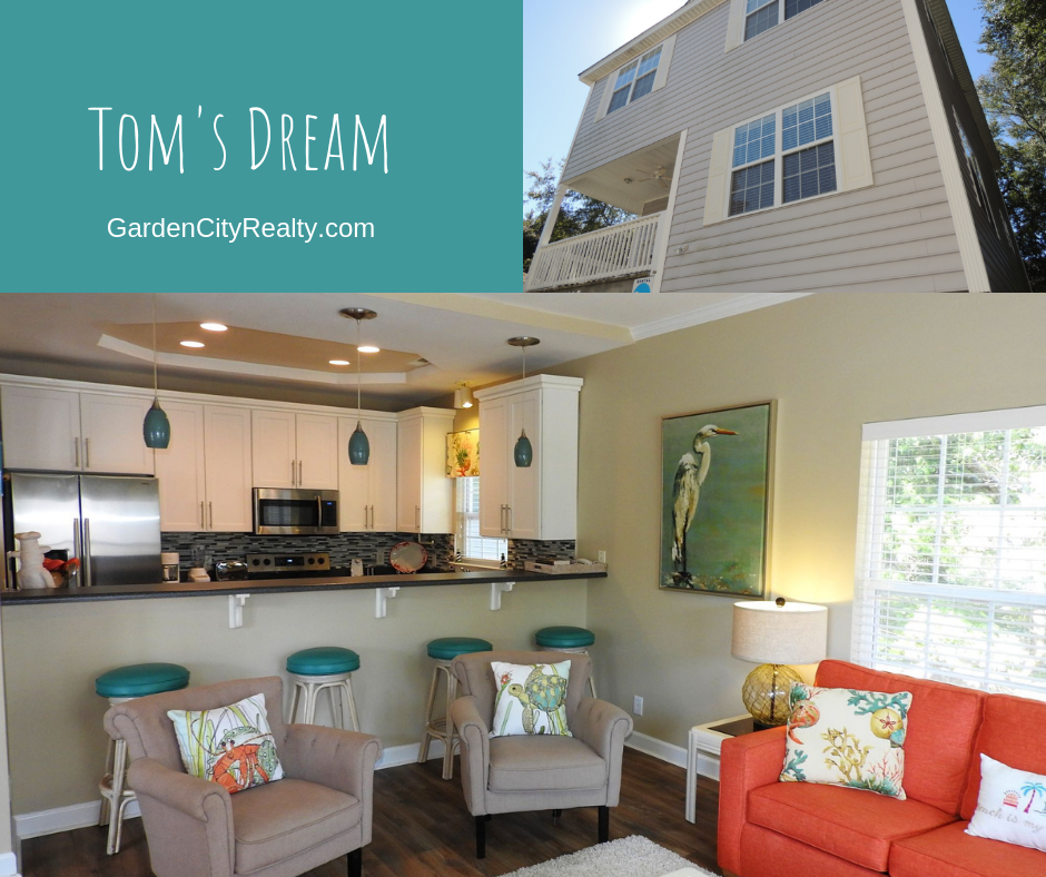 Tom S Dream Is A Four Bedroom Three Bath Home Located 0 6 Miles