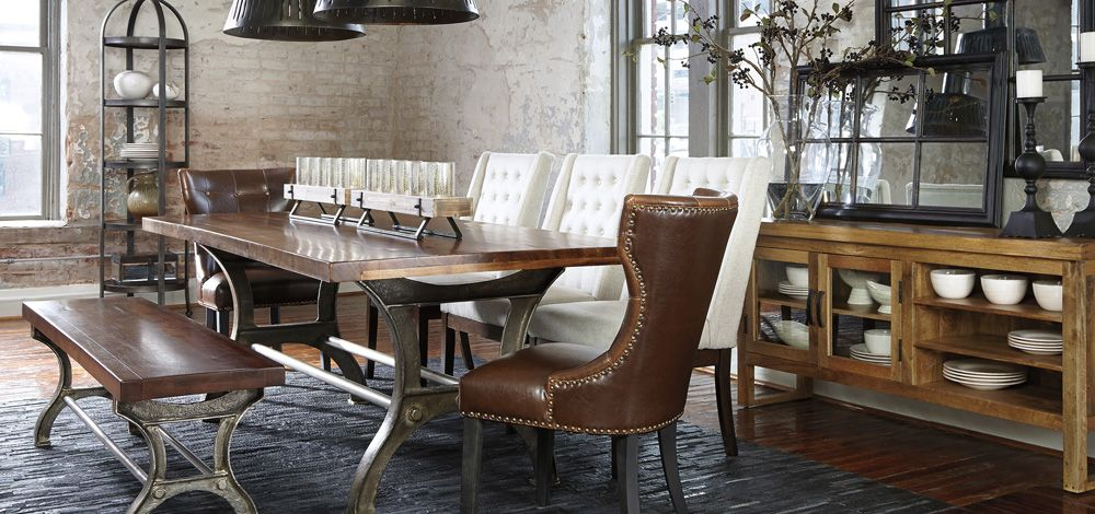 Ranimar Dining Room   On Our Showroom Floor Now!  By Ashley Furniture