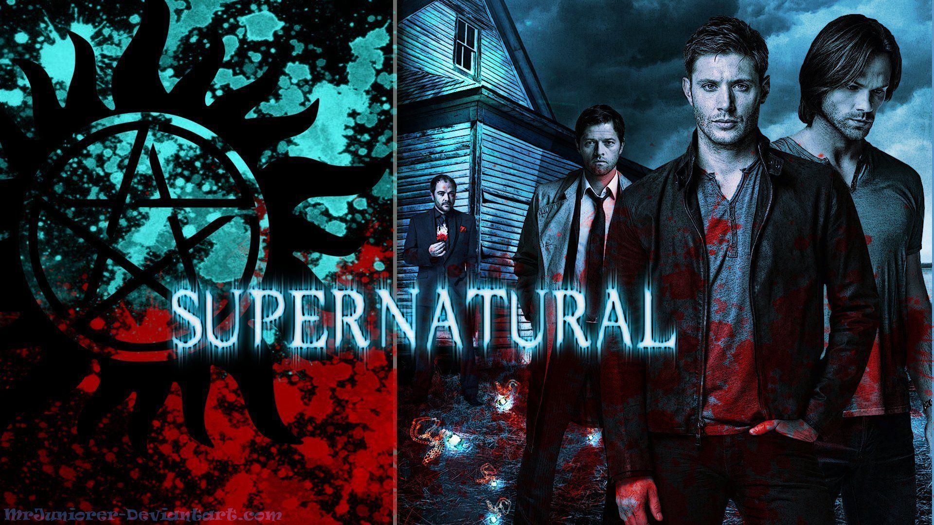 Supernatural Supernatural wallpaper, Supernatural