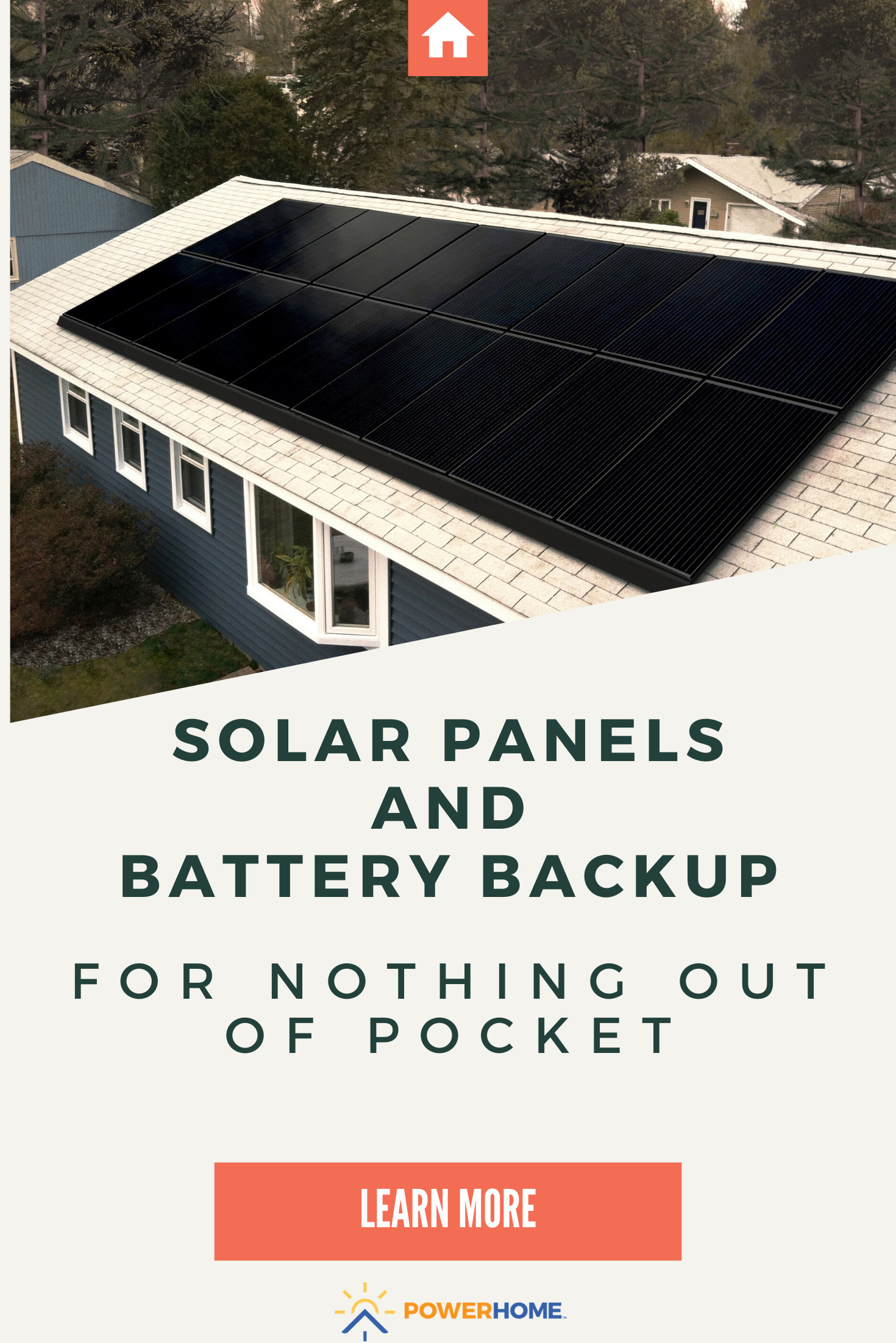 Get Solar Panels And Battery Backup For 0 Out Of Pocket In 2020 Solar Panels Solar Panels For Home Solar