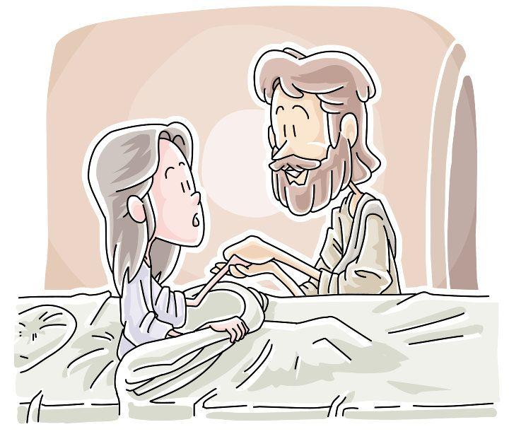 Resultado de imagen para imagenes de San Marcos 5, 21-43 para niños