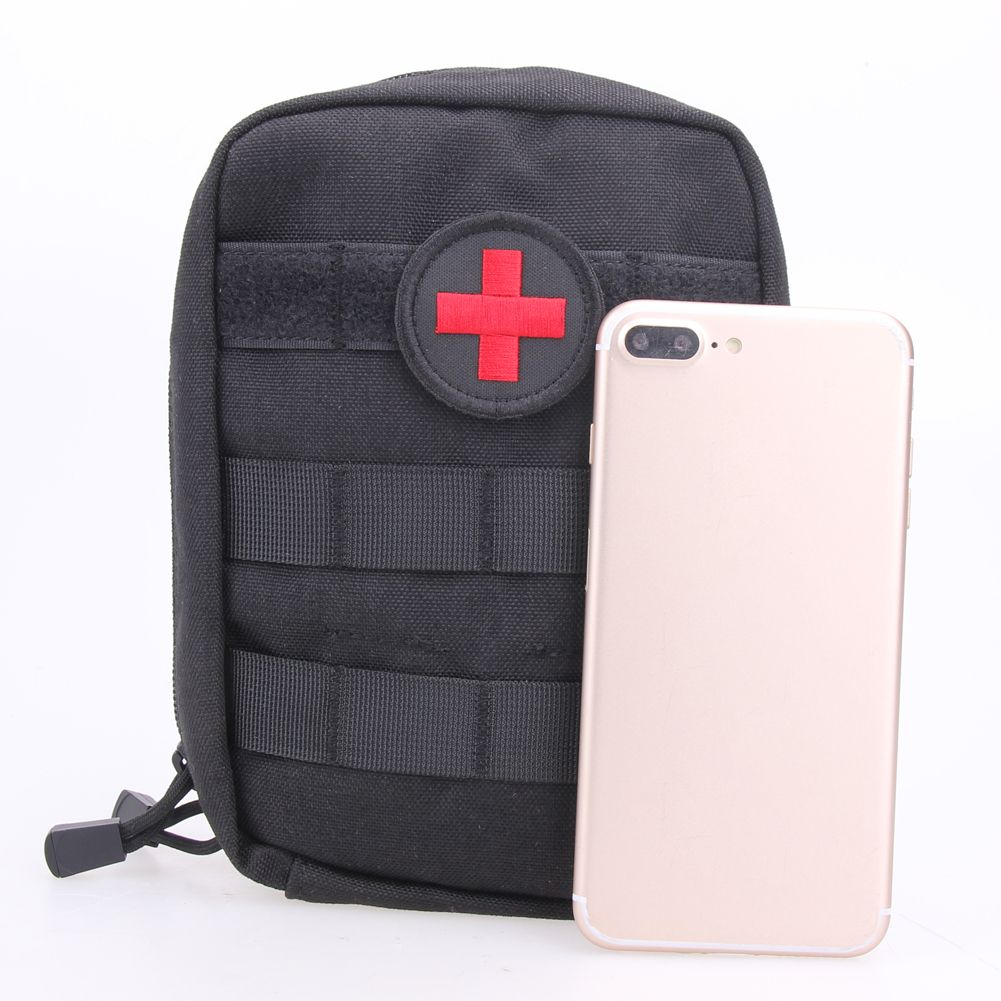 Military Tactical Magazine First Aid Kit Pouch Knife Flashlight Sheath Airsoft Hunting Ammo Molle Pouch Multifunction Bags New