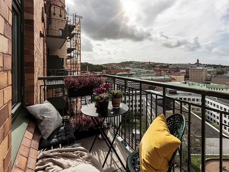〚 Белоснежная квартира с тёплыми акцентами в Гётеборге 〛 ◾ Фото ◾ Идеи◾ Дизайн