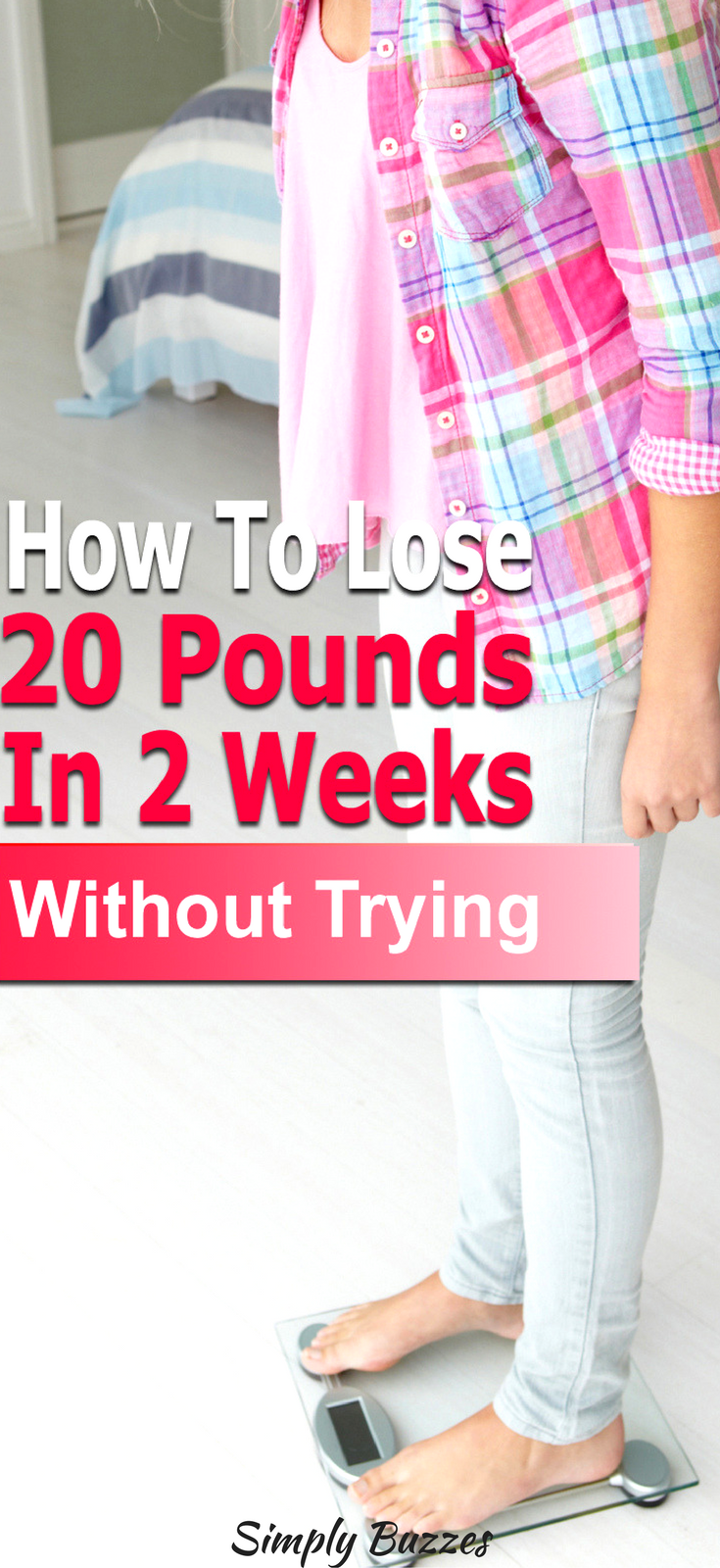 How To Lose 20 Pounds In 2 Weeks Without Trying | How To Lose Weight Fast