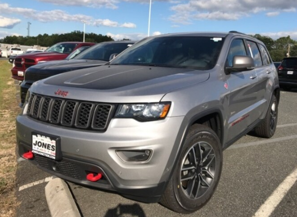 2019 Jeep Grand Cherokee Trailhawk In 2020 Grand Cherokee