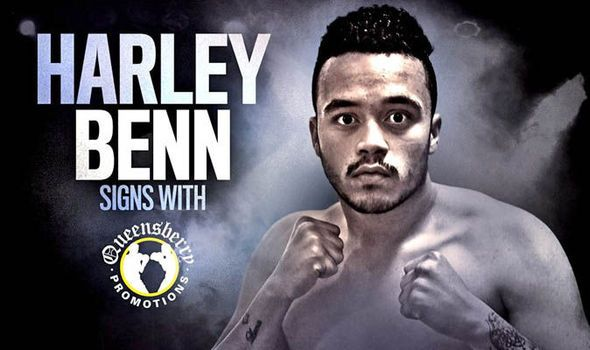 Former boxing world champion Nigel Benn's son to make pro debut: This is my journey