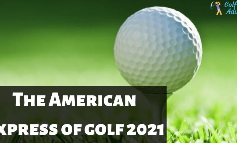 12++ American express open golf 2020 info