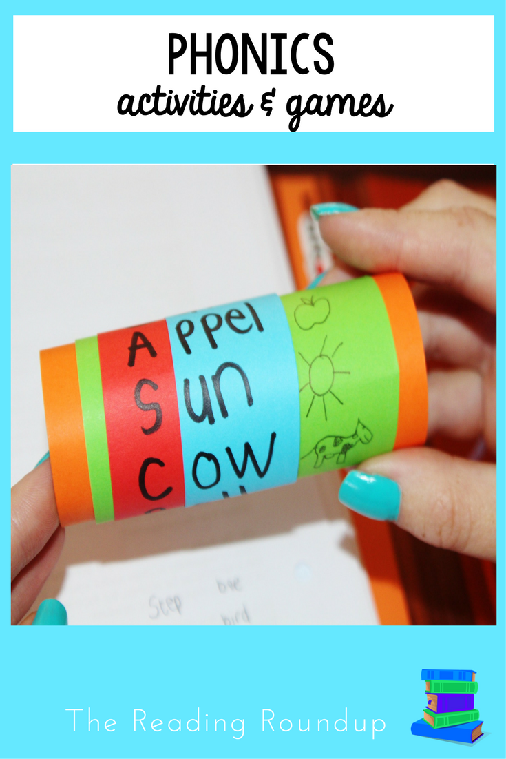 Activities Games And Other Resources To Support Your Phonics