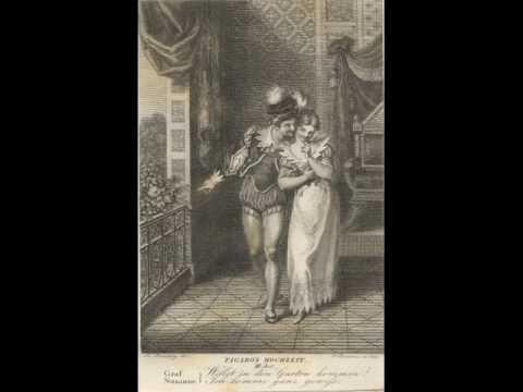 "Hermann Prey & Edith Mathis W.A. Mozart ""Le Nozze di Figaro"" Duettino Ci..."