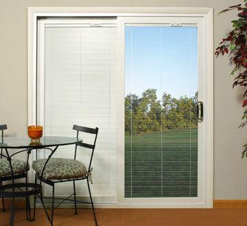 Best Sliding Door Window Treatments | Selecting The Best Patio Door Blinds  Ideas