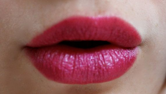 Pink Azalea Lipstick 100 Organic and Vegan by IganicBeauty on Etsy, $18.00