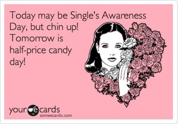 10 valentines day someecards single girls need to see ccuart Images