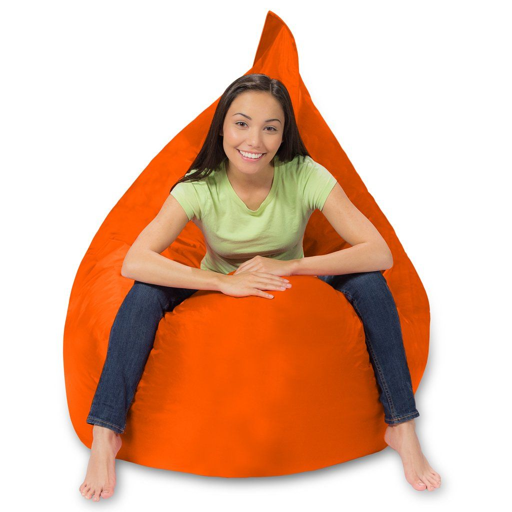 Huge Bean Bag Pillow For Playing Video Games Beanbag Bean Bag